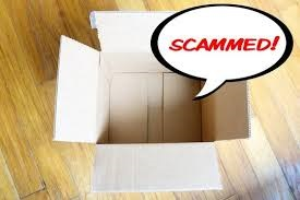 scammed