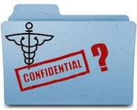 confidential medical records